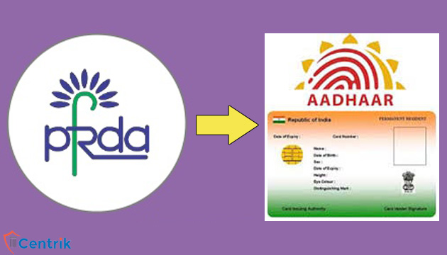 NPS, Aadhaar, National Pension Scheme