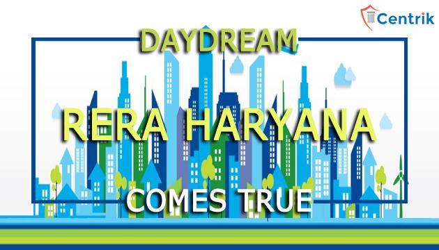 rera-haryana-daydream-comes-true
