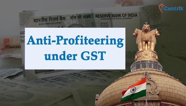 what-is-anti-profiteering-under-gst