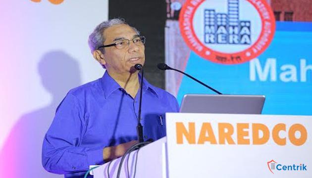 mahaRERA-Chairman-Gautam-Chatterjee
