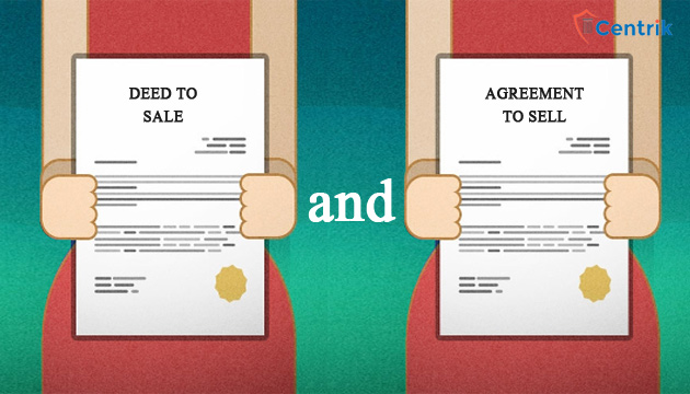 difference-between-sale-deed-and-agreement-to-sell