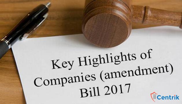 key-highlights-of-the-companies-amendment-bill-2017