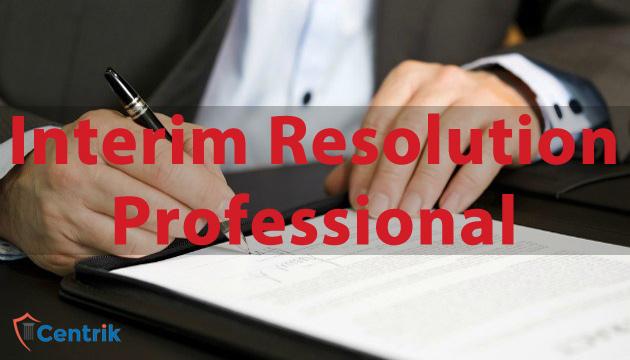 interim-resolution-professional