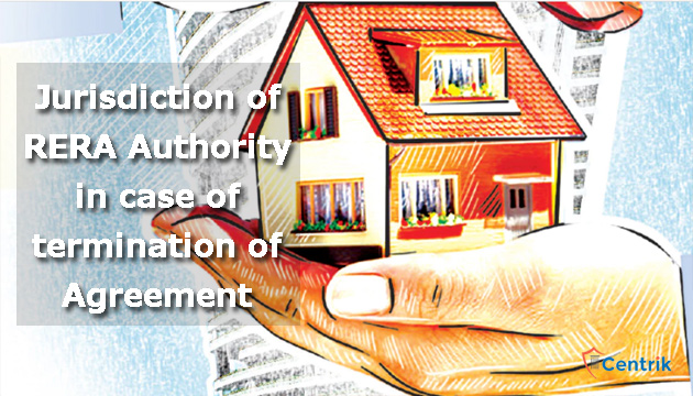 Jurisdiction-of-rera-authority-in-case-of-termination-of-agreement
