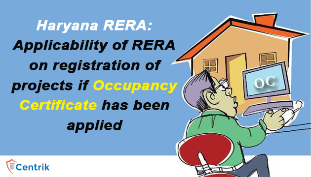 HRERA-Applicability-of-RERA-on-registration-of-projects-if-occupancy-certificate-has-been-applied