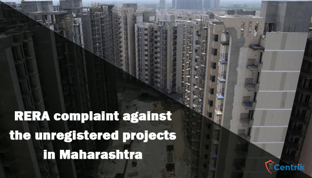 RERA-complaint-against-the-unregistered-projects-in-Maharashtra