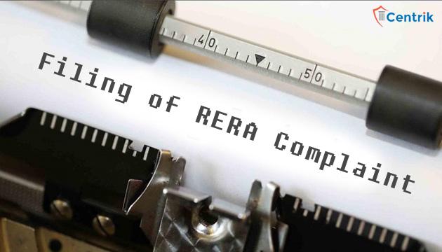 Filing-of-RERA-complaint