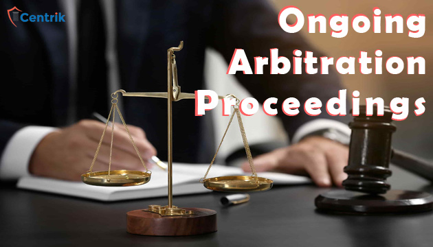 ongoing-arbitration-proceedings