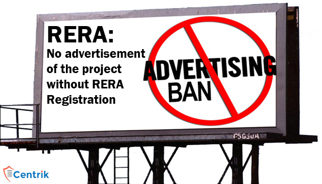 RERA-no-advertisement-of-the-project-without-RERA-registration