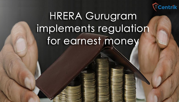 HRERA-Gurugram-implements-regulation-for-earnest-money
