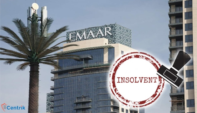 Insolvency-Petition-against-Emaar-MGF-Land-Ltd