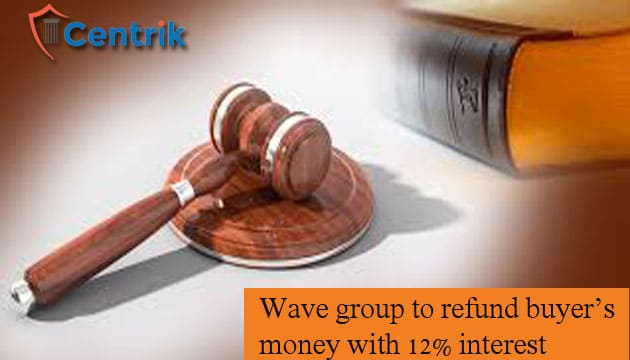 Wave group to refund buyer's money with 12% interest