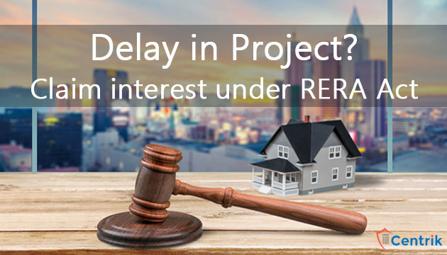 delay-in-project-claim-interest-under-RERA-act